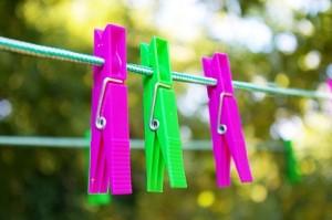 Wäschespinnen für Aussen